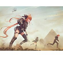Girls Frontline Photographic Print