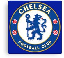 The Blues,Chelsea FC Canvas Print