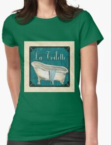 Italianate Tub 2 Womens Fitted T-Shirt