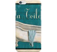 Italianate Tub 2 iPhone Case/Skin