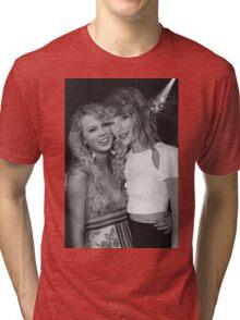 Taylor Swift - Myself Tri-blend T-Shirt