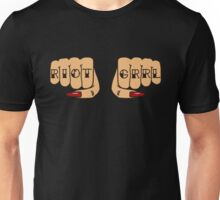 Riot Grrl Unisex T-Shirt