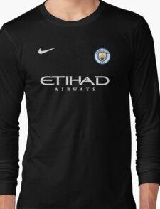Manchester City Fc Long Sleeve T-Shirt