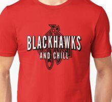 Blackhawks and Chill Unisex T-Shirt