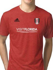 fulham football club Tri-blend T-Shirt