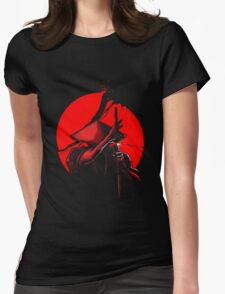 Samurai - Special Womens Fitted T-Shirt