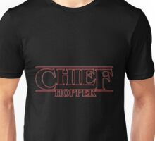 Chief Hopper Best Chief Unisex T-Shirt