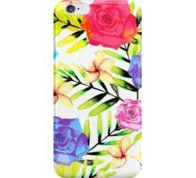 Floral iPhone Case/Skin