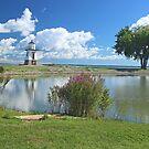 Old Port Clinton Lighthouse by Jack Ryan