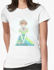 Voltron - Pidge Womens Fitted T-Shirt