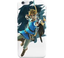 Link Breath of the Wild iPhone Case/Skin