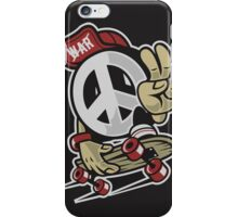 Peace no War iPhone Case/Skin