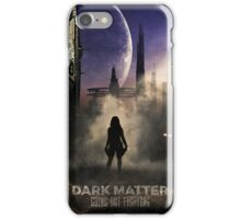Dark Matter - 2Boss - Portia Lin iPhone Case/Skin