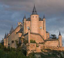 Alcazar of Segovia by PhotoBilbo