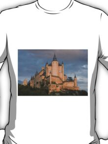 Alcazar of Segovia T-Shirt