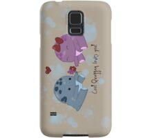 Quaggan loves you! Samsung Galaxy Case/Skin
