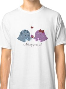 Quaggan loves you! Classic T-Shirt