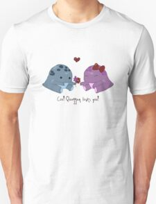 Quaggan loves you! T-Shirt
