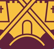 west ham united Sticker