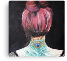 Because She Was Glorious  Canvas Print