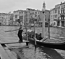 Venetian Morning (1) by Hayley Musson