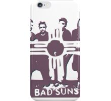 Bad Suns, BRUH iPhone Case/Skin
