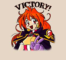 Slayers - VICTORY! Womens Fitted T-Shirt