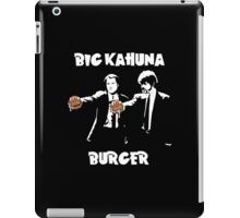 Pulp Fiction - The Kahuna Burger iPad Case/Skin