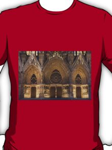 Cathedral of Reims T-Shirt