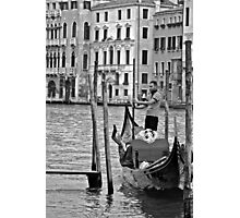 Venetian Morning (2) Photographic Print