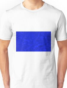 Pool Water - Blue Unisex T-Shirt