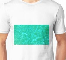 Pool Water - Green Unisex T-Shirt