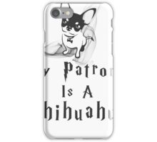 Patronus Chihuahua iPhone Case/Skin