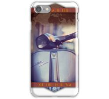 make your trip 2 color iPhone Case/Skin