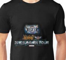 tesla summer tour 2016 Unisex T-Shirt