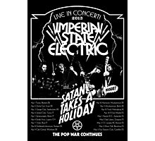 Imperial State Electric (Satan takes a holiday) Photographic Print