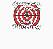 American Gun Owners Group Therapy Unisex T-Shirt