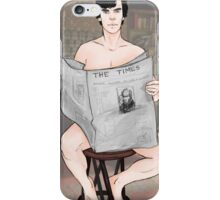 Hello John iPhone Case/Skin