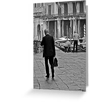 Venetian Morning (3) Greeting Card