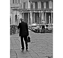 Venetian Morning (3) Photographic Print