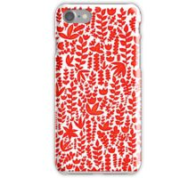 Rouge Inspired by Matisse iPhone Case/Skin