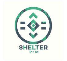 Porter Robinson & Madeon Shelter Art Print