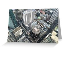 Sydney From Above Greeting Card
