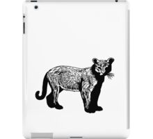 Cougar iPad Case/Skin