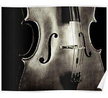 Cello Solo Poster