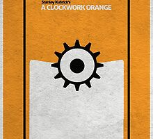 A Clockwork Orange by A. TW