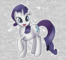 Mane Six Series ~ Rarity Baby Tee