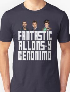 Doctor Who - Catchphrases T-Shirt