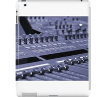 Mixing Console iPad Case/Skin
