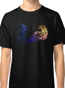 Final Fantasy X logo universe Classic T-Shirt